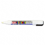 White Zig Posterman Waterproof Liquid Chalk Marker Pen 6mm Nib PMA-50